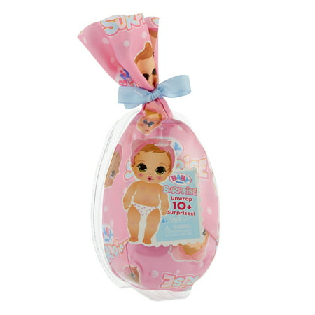 Baby Born Surprise Collectible Baby Dolls with Color Change Diaper Baby Bjorn Active Backpack