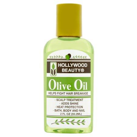Hollywood Beauty Olive Oil  2 Fl Oz