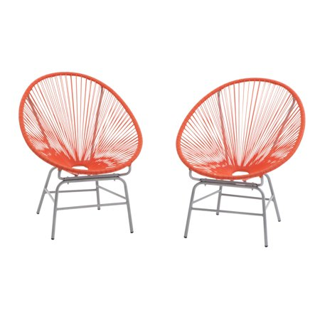 Coral Coast Haley Acapulco All-Weather Wicker Sun Chair - Set of 2 ()