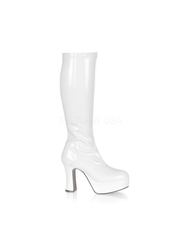EXO2000/W Funtasma Women's WHITE Boots WHITE Women's Size: 10 1c7792