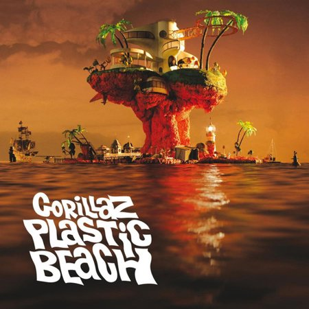 Plastic Beach (CD) (explicit) (Best Beaches On Molokai)