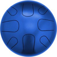 Pearl PMTD8GM687 Awakening Series 8 Note, G Major Tongue Drum - Blue Burst
