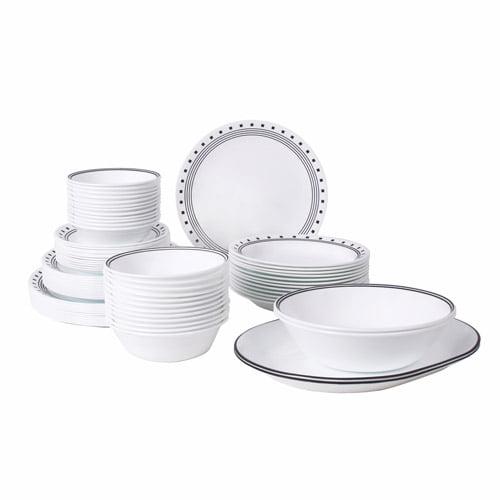 Corelle Livingware 76-Piece Dinnerware Set