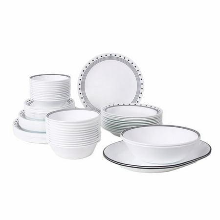 Corelle Livingware 76 Piece Dinnerware Set Walmart Com