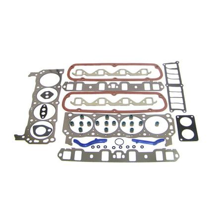 DNJ HGS4113 Graphite Head Gasket Set for 90-96 Ford V8 5.0L 302 OHV - Ohv Head Gasket Set