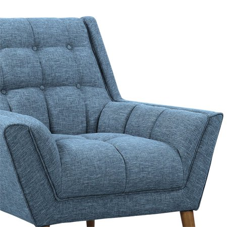 Hawthorne Collections Chair in Blue - image 3 of 6
