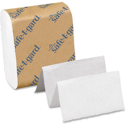Georgia Pacific Safe-T-Gard Interfolded Door Tissue, 200 sheets, (Pack of 40)
