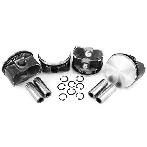 AA Performance Products VW 90.5MM Type 1 Piston Set 2110cc