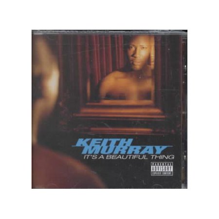 Personnel includes: Keith Murray, LL Cool J, Deja Vu, Canibus, Redman, Erick Sermon, Too Short.Recorded at Mirror Image Recording Studios, Dix Hills, New York.On his third album IT'S A BEAUTIFUL THING, Keith Murray returns to the scene with his extended vocabulary and punch-line rhymes.  As 1/3 of the Def Squad, Keith Murray released EL NINO, a solid album that built up much anticipation for another Murray solo project.  The songs on BEAUTIFUL THING are hardcore, flaunting the basic elements of rap music, beats and lyrics.