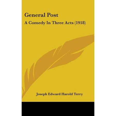 General Post : A Comedy in Three Acts (1918)
