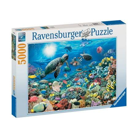 Beneath the Sea 5000 Piece Puz (Other) ()