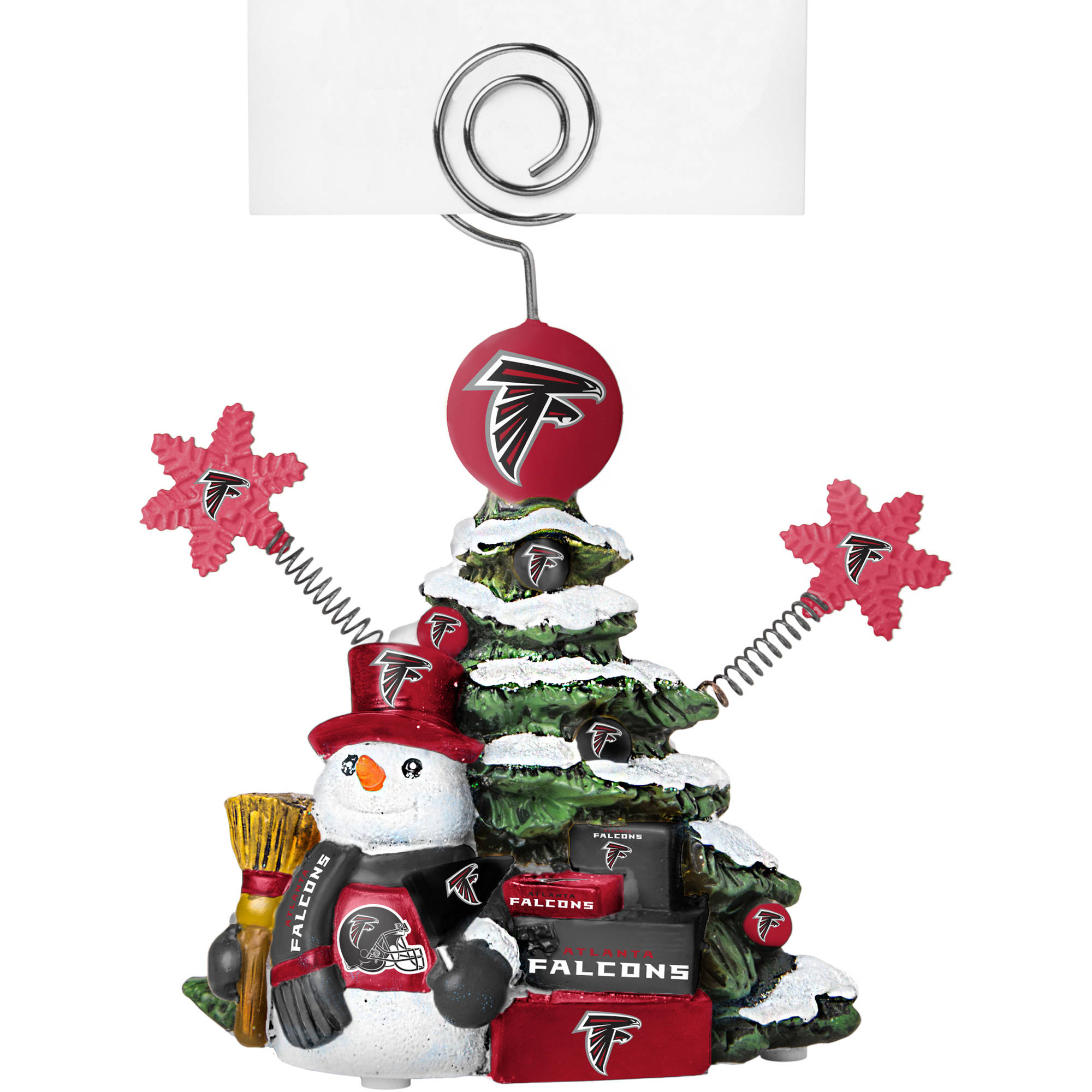Topperscot by Boelter Brands NFL Tree Photo Holder, Atlanta Falcons