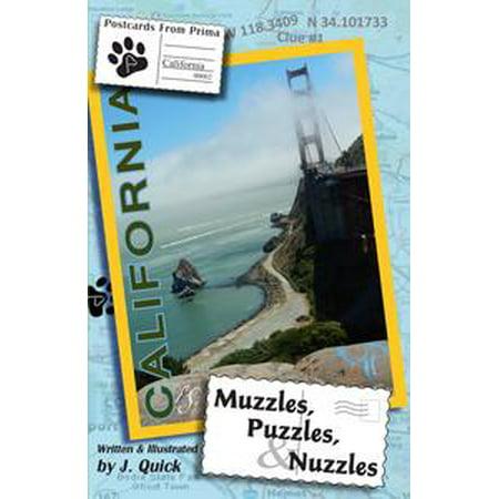 Prima Quick Picks (Postcards from Prima #2: Muzzles, Puzzles, & Nuzzles - eBook )