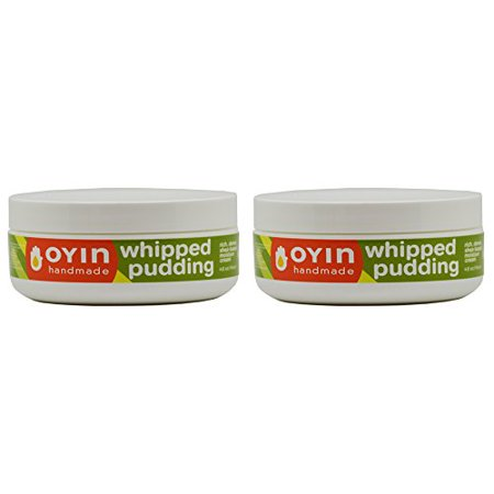 Oyin Handmade Whipped Pudding Moisture Cream 4oz