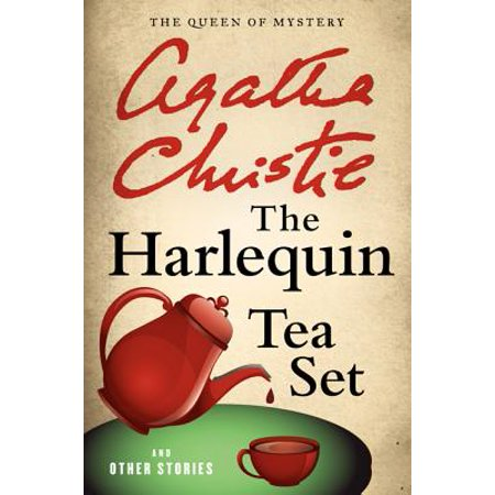 Agatha Christie Collection: The Harlequin Tea Set and Other Stories (Paperback) (Agatha Christie Halloween)