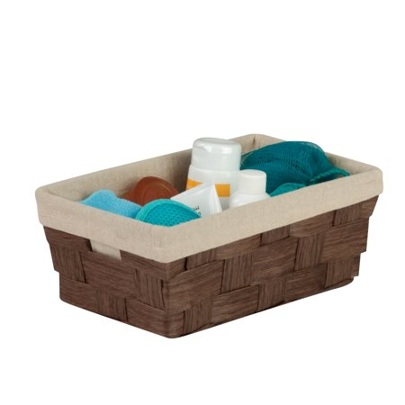 Honey Can Do Paper Rope Basket with Liner ()