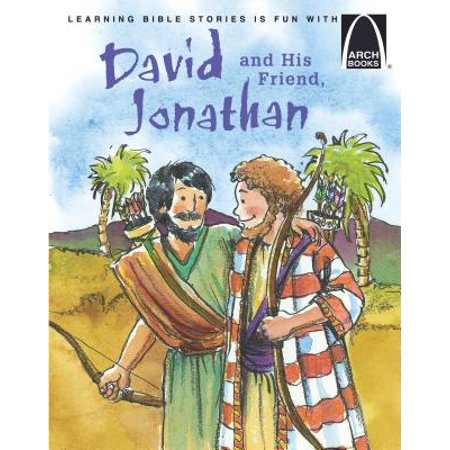 David and His Friend Jonathan 6pk by