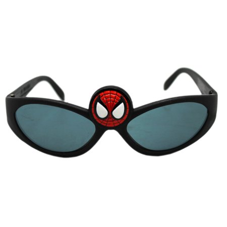 Spider-Man Spider Sense Black Colored Frame Kids Sunglasses - Best Man Sunglasses