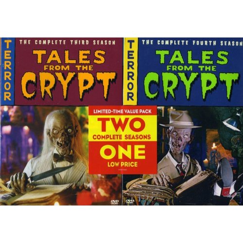 Tales From The Crypt: The Complete Third And Fourth Seasons (Full Frame)