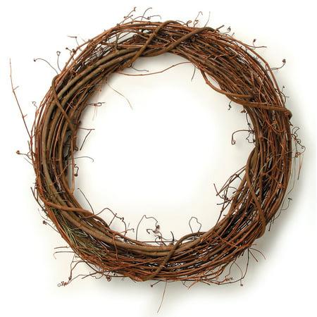 Grapevine Wreath 24