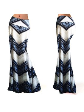 81775210b8 Product Image Women Long Gypsy High Waist Maxi Skirts Stretch Full Length Skirt  Dress Oversize