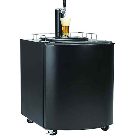 Igloo 4.5 cu ft Kegerator Beer Bar, Black