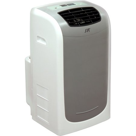 Sunpentown WA-1150DE 11,000-BTU Dual-Hose Room Portable Air Conditioner