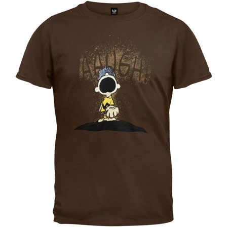 Peanuts - Augh Band Youth T-Shirt](Peanuts Characters Merchandise)