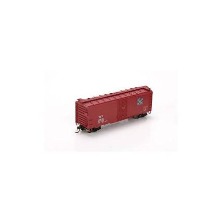 Athearn HO Scale 40' Youngstown Door Box Car Western Pacific/WP (Feather) -