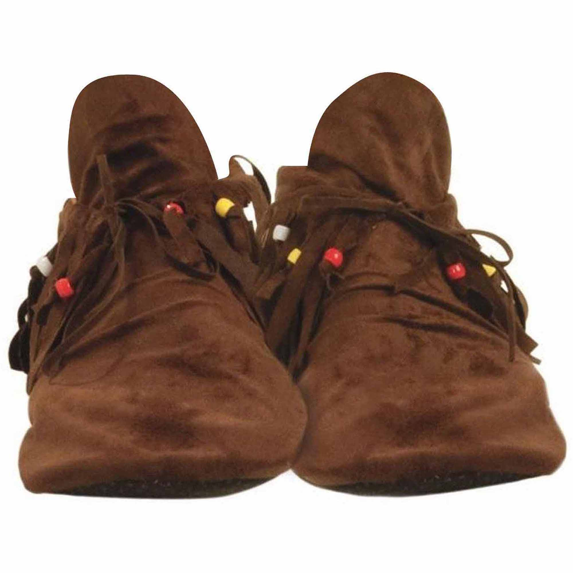 Hippie Moccasins Adult Halloween Costume Accessory