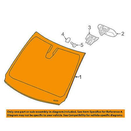 Oem Glass Windshield - CHRYSLER OEM 15-16 200-Windshield Glass 68249101AA