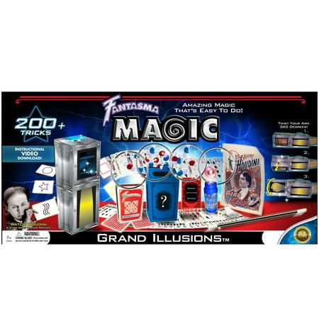 Fantasma - Grand Illusions Magic Set