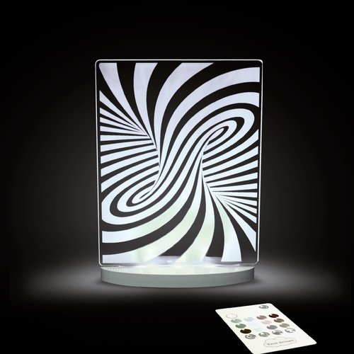 CompassCo Deco Spiral LED Night Light