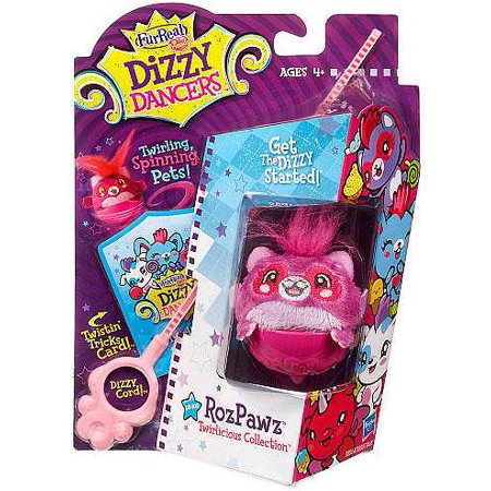 FurReal Friends Twirlicious Collection RozPawz Figure
