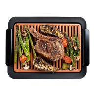Deals on Gotham Steel Smokeless Electric Grill with Non-Stick Surface