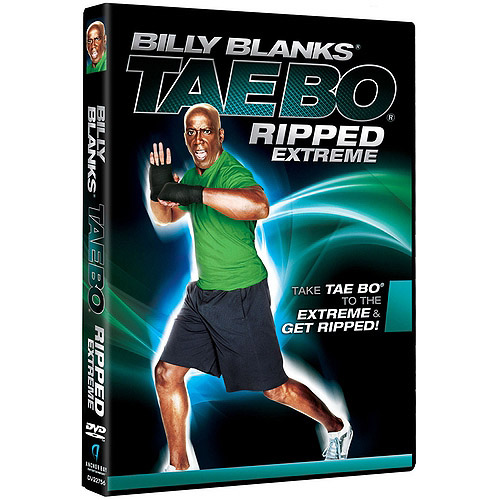 Billy Blanks: Tae Bo Ripped Extreme (Widescreen)