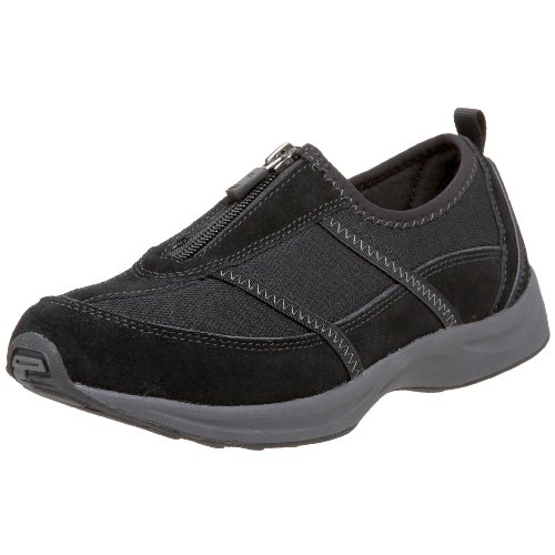 Easy Spirit Amore Round Toe Suede Walking Shoe by Easy Spirit