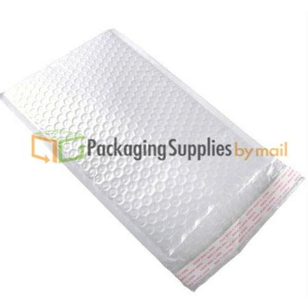 White Kraft Bubble Mailer Padded Shipping Mailing Envelopes Size 9.5