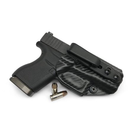 Concealment Express: Glock G43 Tuckable Ambidextrous IWB KYDEX Holster