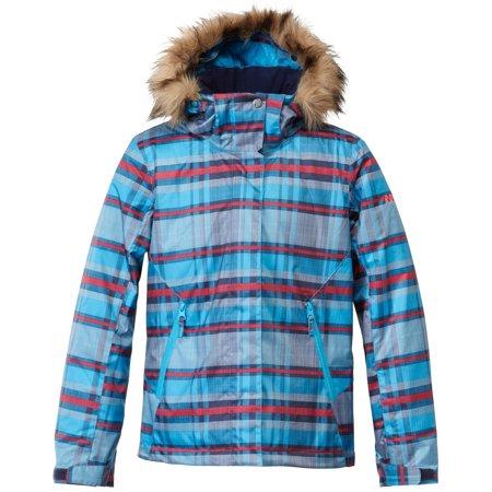 Roxy Girls Snow Jacket Youth Size Small 10