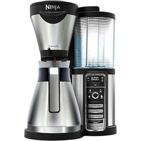 Refurbished Ninja Coffee Bar with Auto IQ and Thermal Carafe,