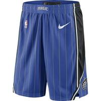 Orlando Magic Nike 2018/19 Icon Edition Swingman Shorts - Blue