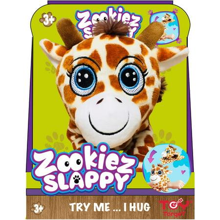 Zookiez Slappy Plush Giraffe - Dummy Slappy