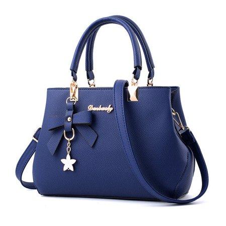 f630efc99f6e Timechee - Women Lady Leather Handbag Shoulder Messenger Satchel Tote Crossbody  Bags Purse - Walmart.com