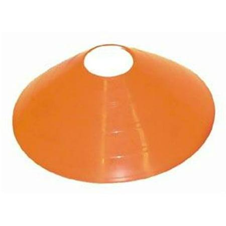 Champion Sports  CO048P 12 in. Half Cone - Orange