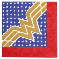 Wonder Woman Lunch Napkins (16ct)