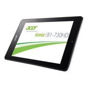 "Acer ICONIA ONE 7 B1-730-127U - Tablet - Android - 8 GB eMMC - 7"" TFT (1024 x 600) - microSD slot - white"