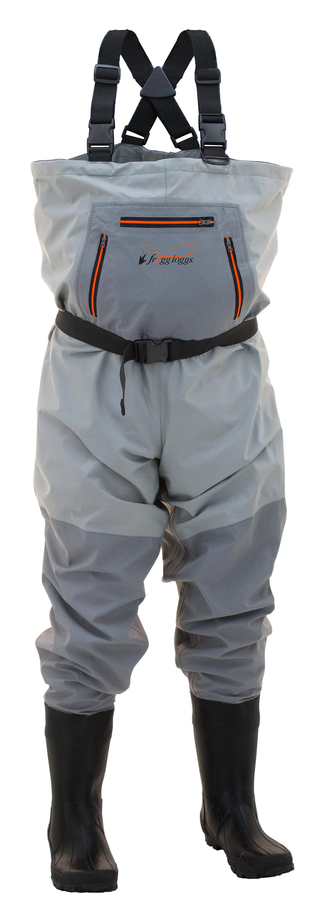 Hellbender Bootfoot Chest Wader Felt by Frogg Toggs