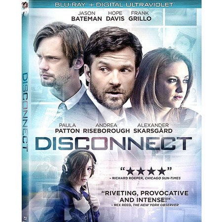 Disconnect  Blu Ray   Digital Ultraviolet   With Instawatch   Widescreen