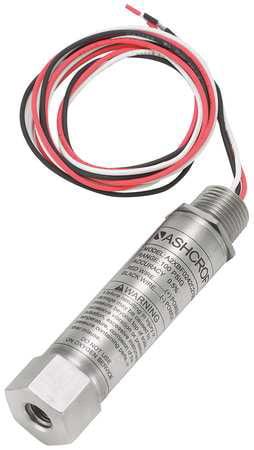 Output 1 to 5VDC Transducer 0 to 100 psi